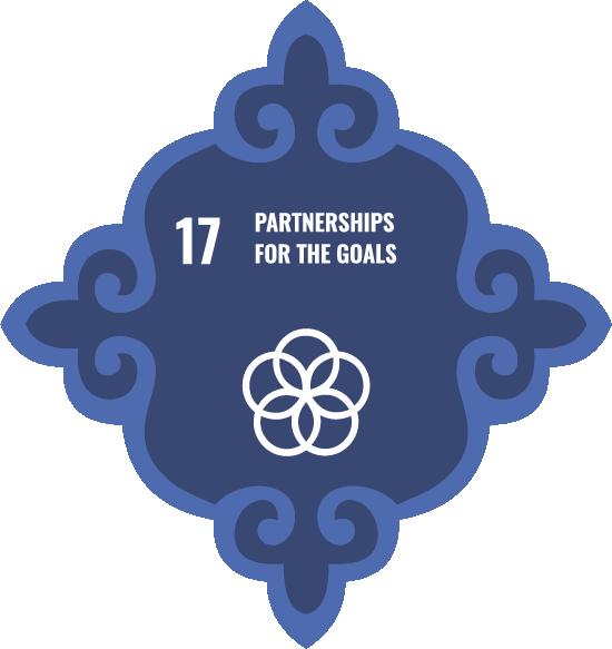 Partnerships for the goals - Goal 17