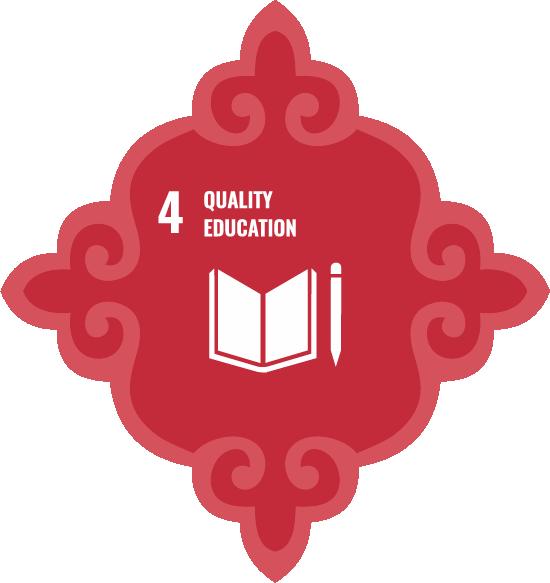 Quality education - Goal 4