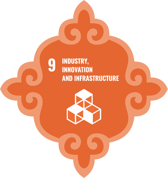 Industry, innovation and infrastructure - Goal 9